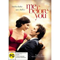 Me Before You DVD 1Disc