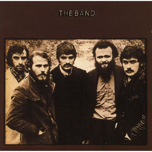The Band Remastered CD by The Band 1Disc