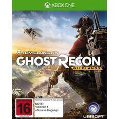 XboxOne Ghost Recon Wildlands