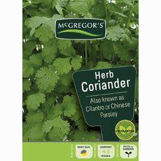 McGregor's Coriander Herb Seeds