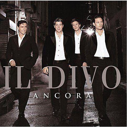 Ancora by Il Divo 1CD