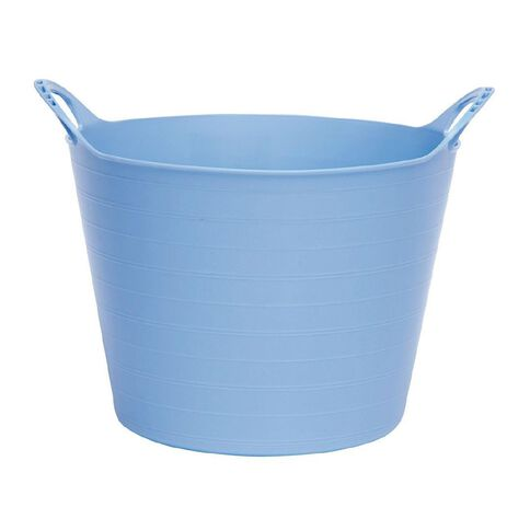 Taurus Flexi Tub Round 15L Blue Light