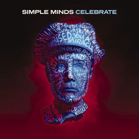 The Greatest Hits CD by Simple Minds 2Disc