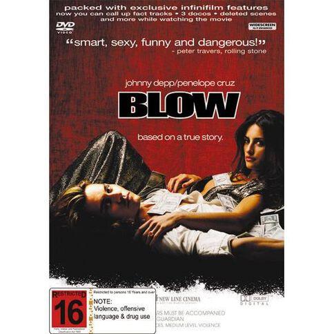 Blow DVD 1Disc