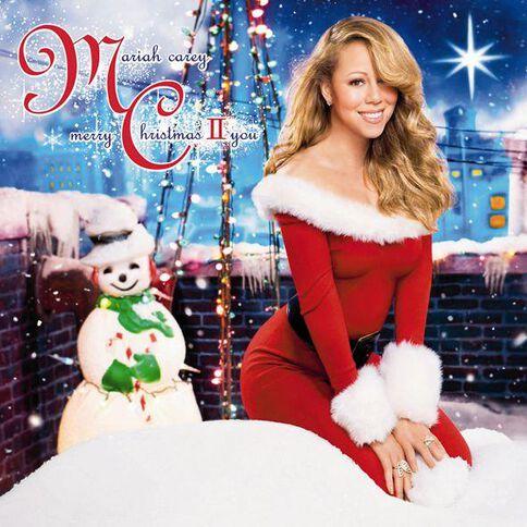 Merry Christmas II You CD by Mariah Carey 1Disc