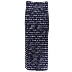 Maya Side Split Maxi Skirt