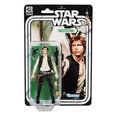 Star Wars Han Solo Black Series 40th Anniversary Figure 6 inch