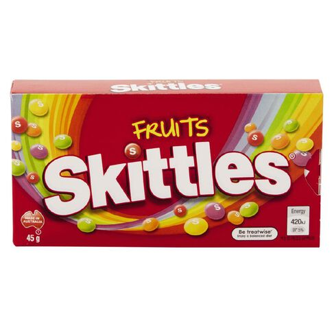 Skittles Fruit Box 45g