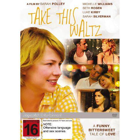 Take This Waltz DVD 1Disc