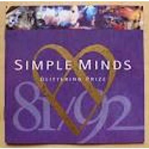 Glittering Pride CD by Simple Minds 1Disc