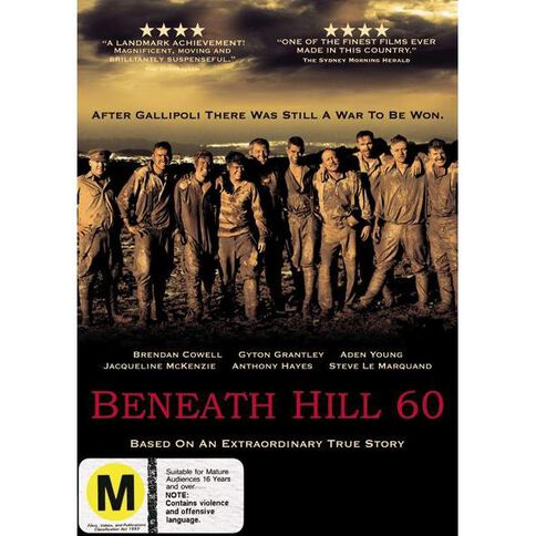 Beneath Hill 60 DVD 1Disc