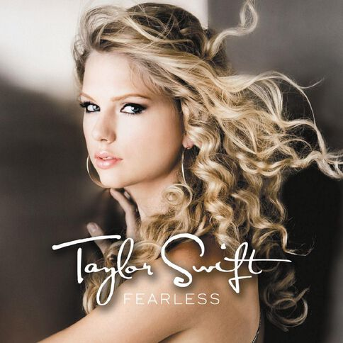 Fearless CD by Taylor Swift 1Disc