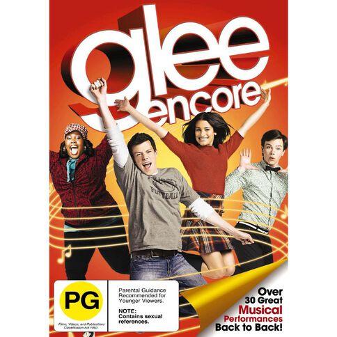 Glee Encore DVD 1Disc
