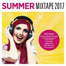 Summer Mixtape 2017 CD by Various Artists 1Disc