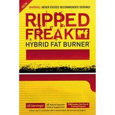 Pharma Freak Technologies Ripped Freak Fat Burner 60caps