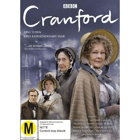 Cranford DVD 2Disc
