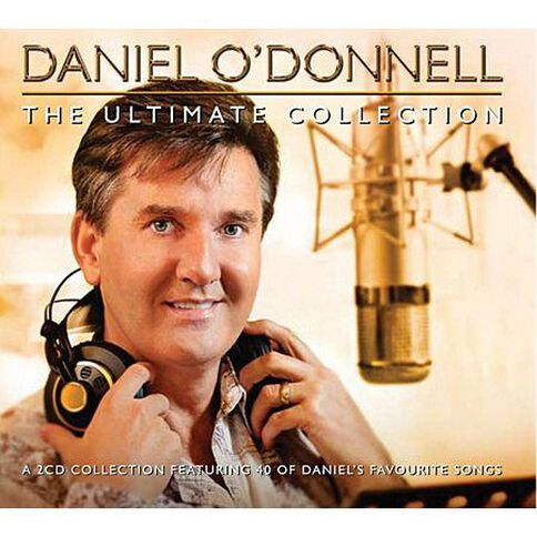 The Ultimate Collection CD by Daniel ODonnell 1Disc