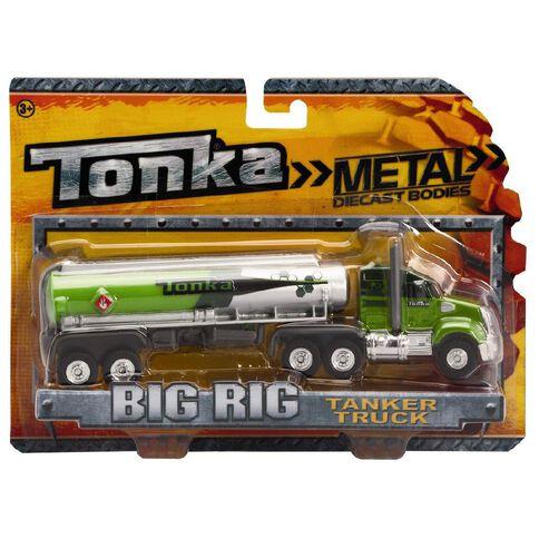 Tonka Die Cast Big Rig Assorted