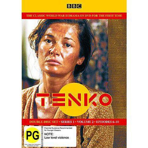 Tenko Season 1 Part 2 SDVD 2Discs