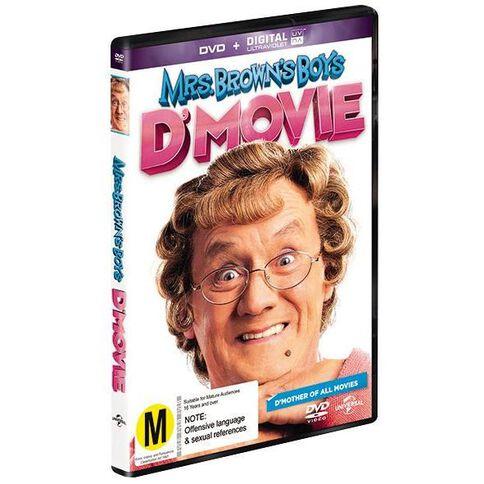 Mrs Browns Boys D Movie DVD 1Disc