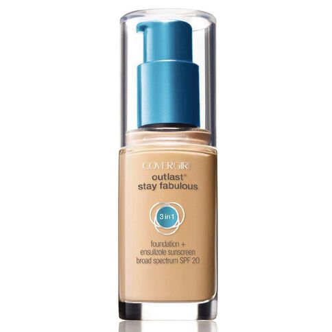 Covergirl Outlast 3-in-1 Foundation Creamy Natural 820