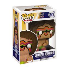 Pop Vinyl WWE Ultimate Warrior