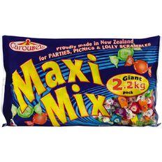 Carousel Maxi Mix 2.2kg