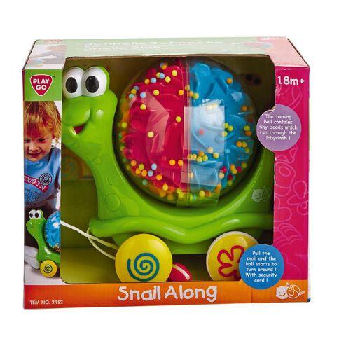 Playgo Snail Along