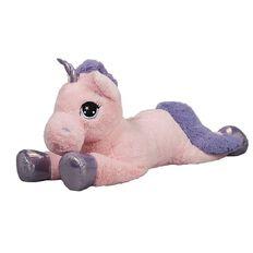 Whimsy Unicorn Pink & Purple 110cm