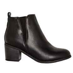 Debut Kimin Anklet Boots