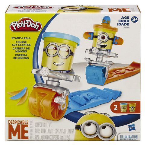 Despicable Me Play-Doh Minions Stamp & Roll