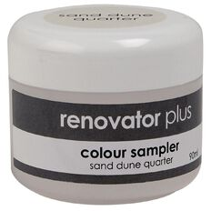 Renovator Plus Test Pot Sand Dune Quarter 90ml