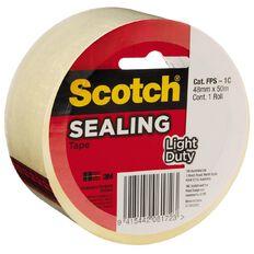 Scotch Sealing Tape 3609 Clear 48mm  x  50m