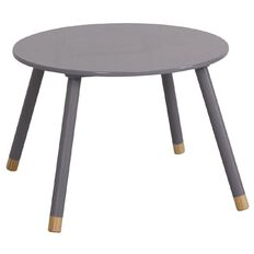 Kids Caboodle Cloud Table Grey