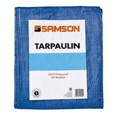 Samson Tarpaulin Blue 80gsm 12ft x 16ft