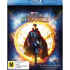 Doctor Strange Blu-ray 1Disc