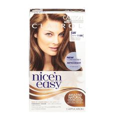 Nice 'n Easy Natural Med Caramel Brown 118B