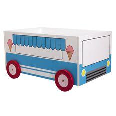 Living & Co Toy Storage Box Ice Cream Truck