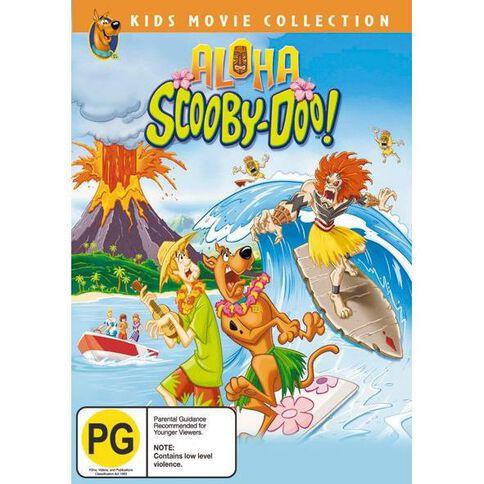 Aloha Scooby Doo DVD 1Disc