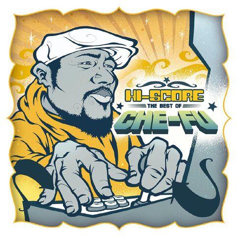 Hi-Score The Best of CD by Che Fu 1Disc