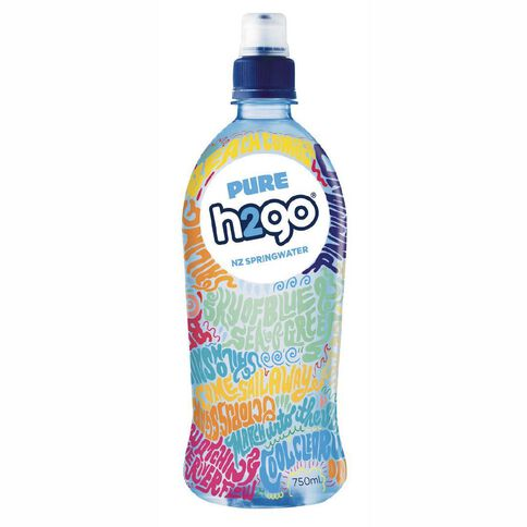 H2go Pure Sipper 750ml