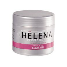 Helena Clear Gel Superhold 250g