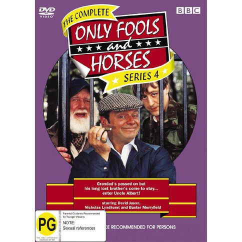 Only Fools & Horses Series 4 DVD 1Disc