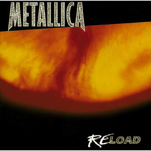 Reload CD by Metallica 1Disc