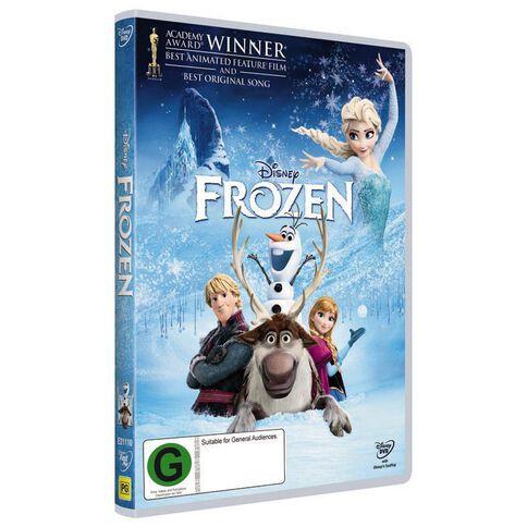Frozen DVD 1Disc