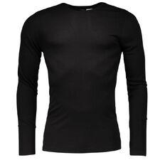 Basics Brand Men's Thermal Polyviscose Long Sleeve Top
