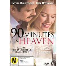 90 Minutes In Heaven DVD 1Disc