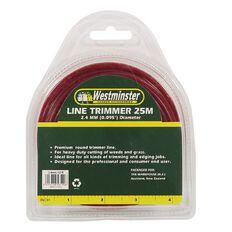 Westminster Trimmer Line Half Rod Red 2.4mm