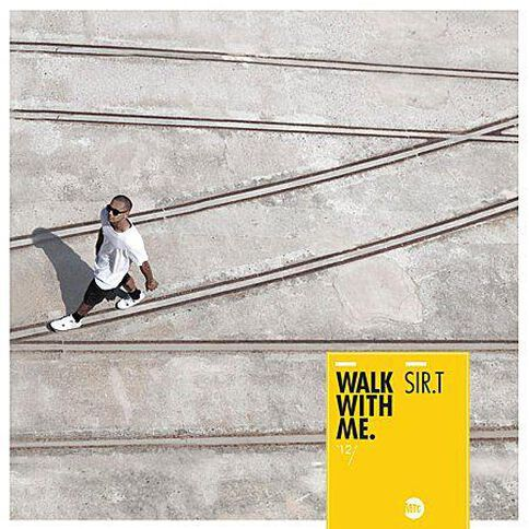 Walk With Me by Sir T CD