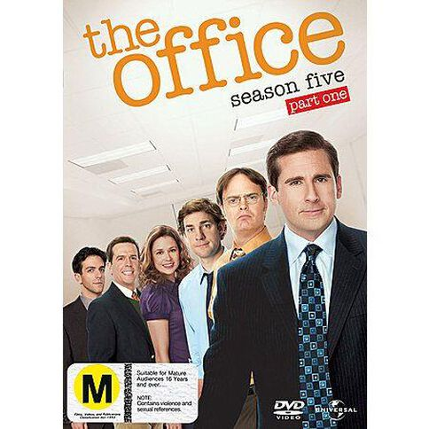 The Office: Season 5 / Part 1 DVD 2Disc